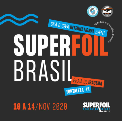 Image for GWA Wing-Foil Super Grand Slam is coming to Brazil!