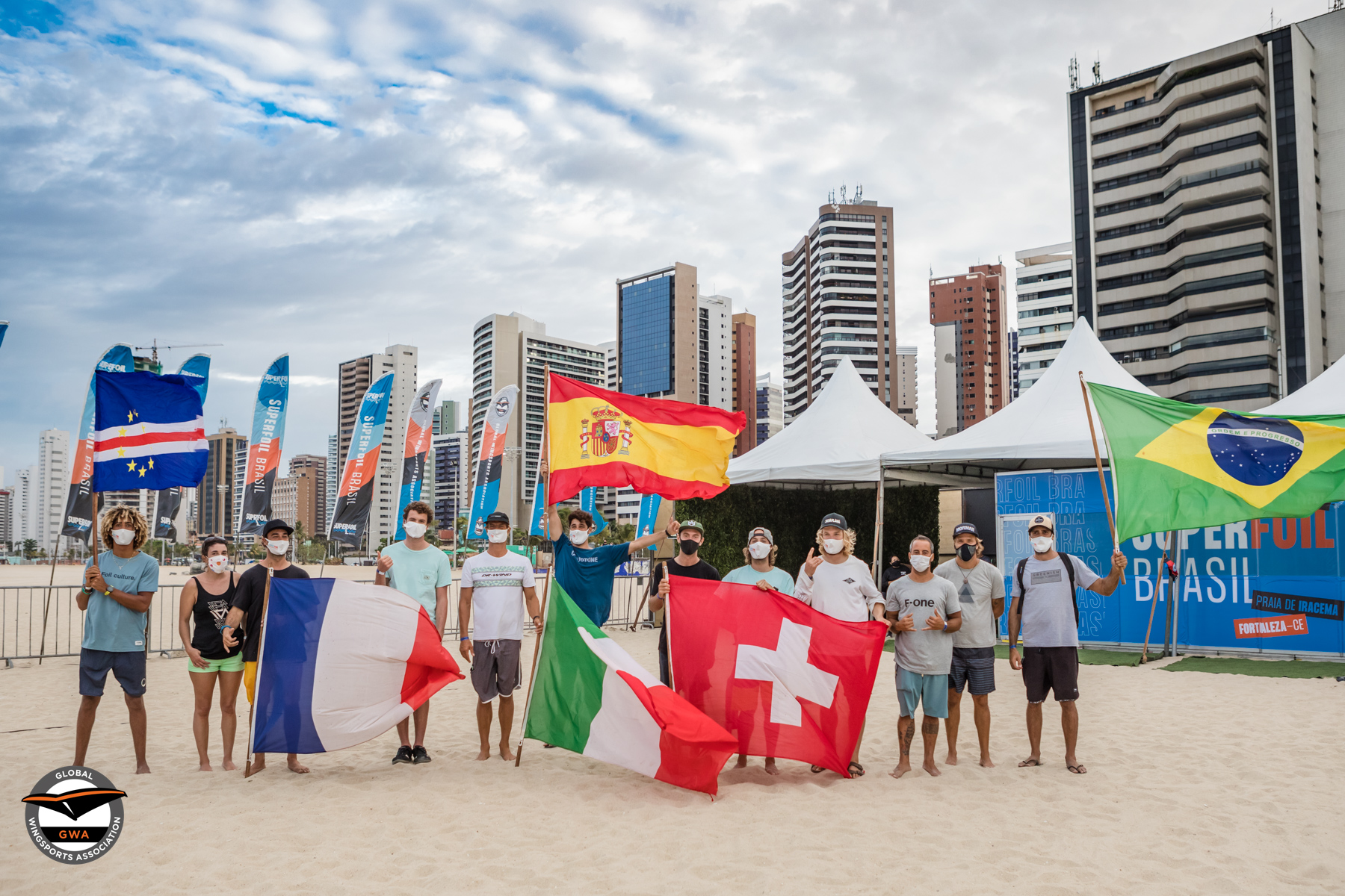 Image for The first GWA Superfoil event is underway in Brazil
